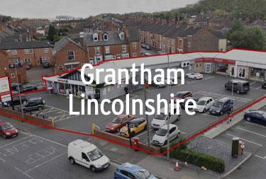 Grantham Lincolnshire