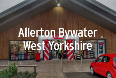 Allerton Bywater West Yorkshire
