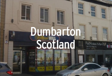 Dumbarton Scotland