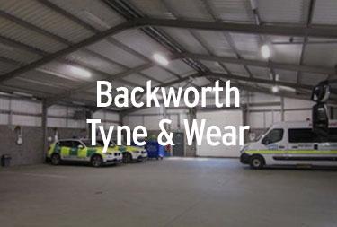 Backworth Tyne Wear