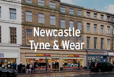 Newcastle Tyne Wear