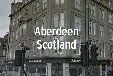 Aberdeen Scotland